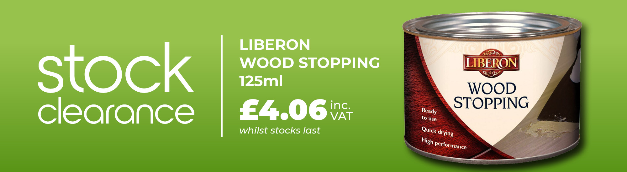 PT_Clearance_Wood_Stopping_Banner