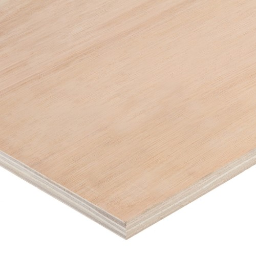 Plywood - Far Eastern - 2440 x 1220 x 3.6mm