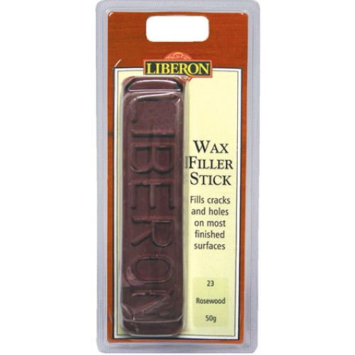Liberon Wax Filler Stick - 50g Dark Oak 10