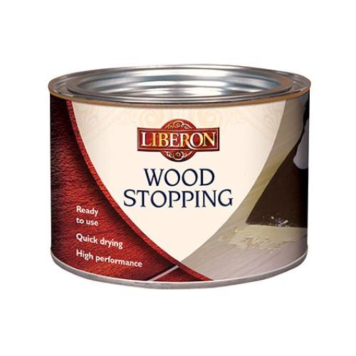 Liberon Wood Stopping - Antique Pine - 125ml