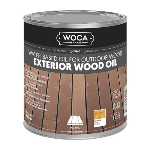 Woca Exterior Oil Natural