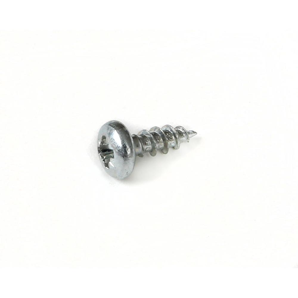 Pan Head Screws - 4.0 x 12mm