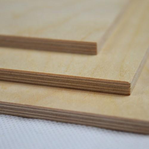 Plywood - Birch - Laser Grade - BB - 1525 x 1525 x 15mm