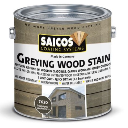 Saicos - Greying Wood Stain