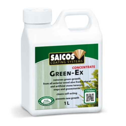 Saicos - Green-EX-Concentrate
