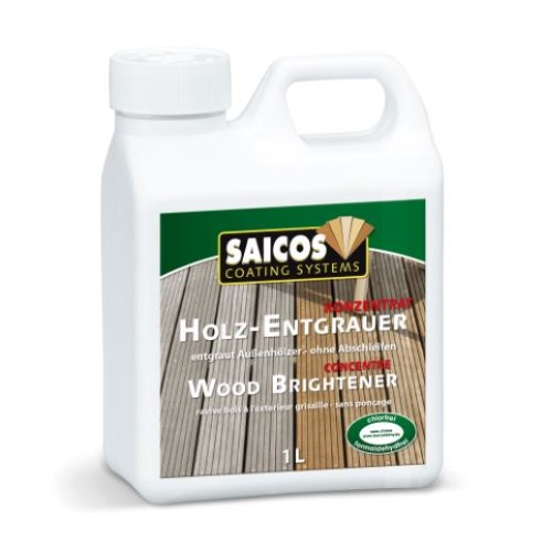 Saicos - Wood Brightener - Concentrate