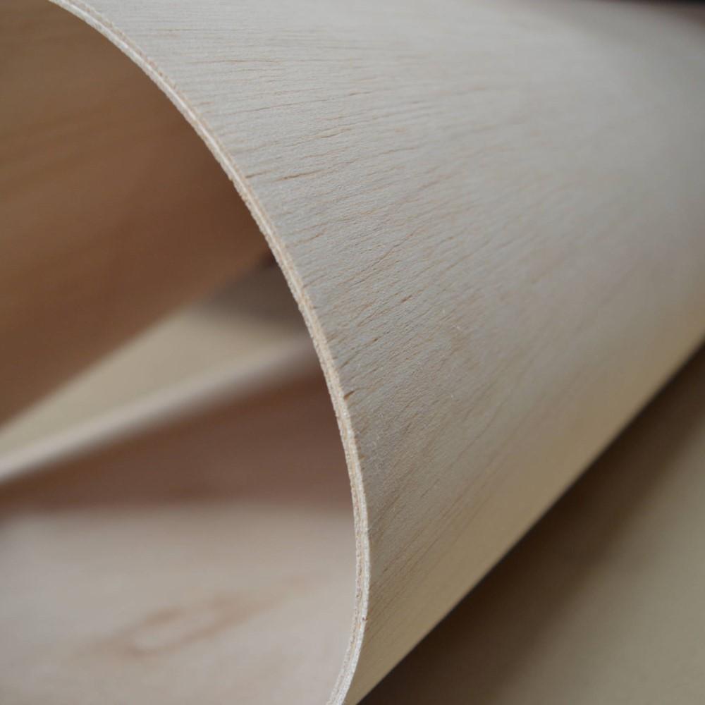 Plywood - Flexible - Long Grain - 2440 x 1220 x 5mm