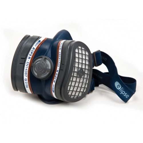 Elipse Half Vapour Mask - M/L