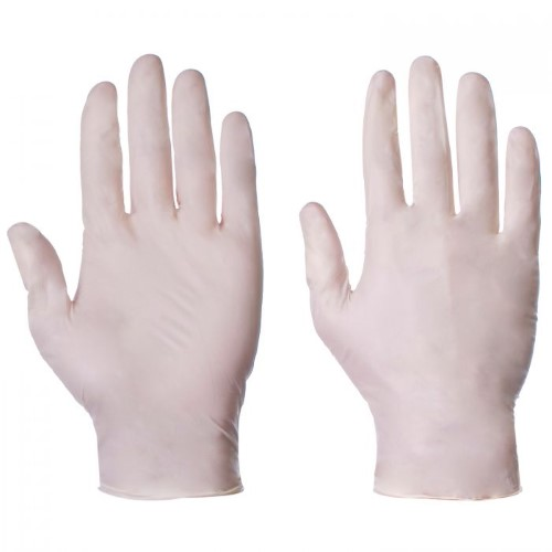 Latex Gloves - Large - Pack of 100