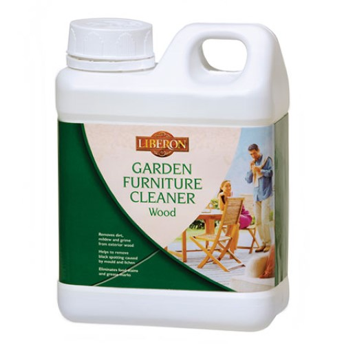 Liberon Garden Furniture Cleaner For Wood